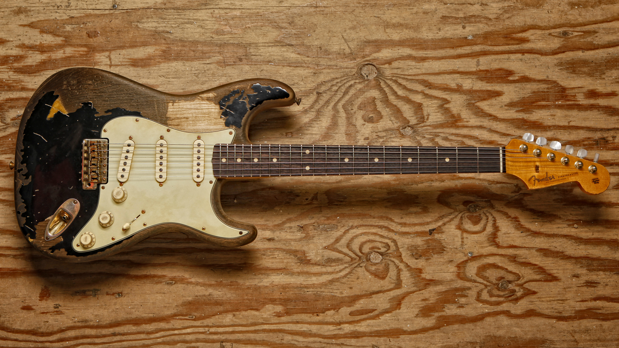 Weapon Of Choice: Why The Stratocaster Survives : NPR