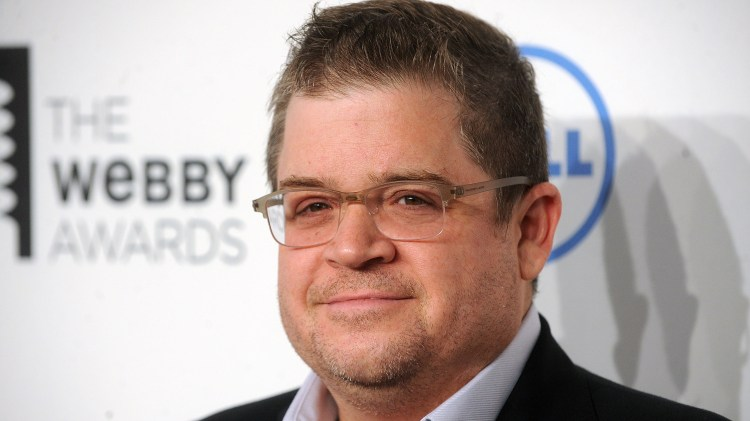 Image result for patton oswalt food