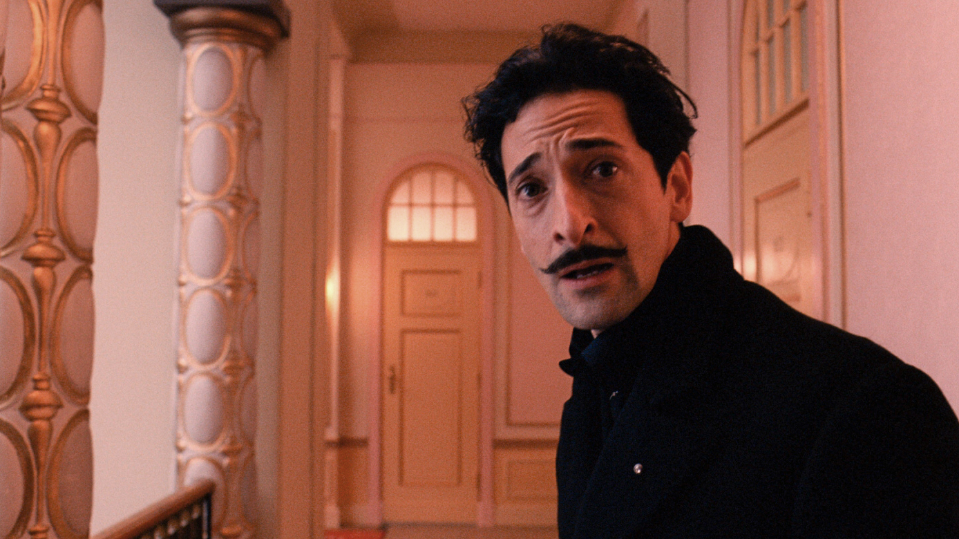 At 'The Grand Budapest,' A Banquet Of Beards And Melange Of