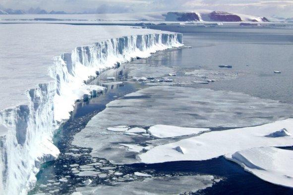 Resultado de imagen de plataformas de hielo.
