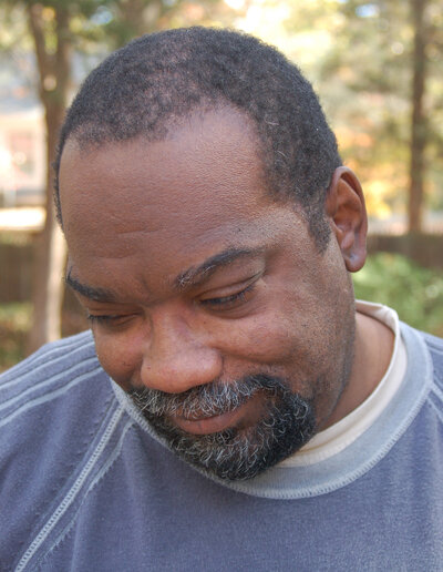 Fred Moten's previous works include Arkansas and I ran from it but was still in it.