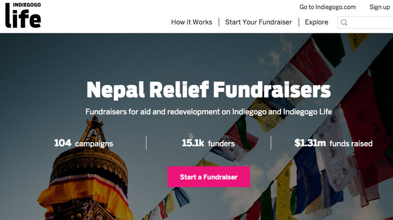 Crowdfunded Campaigns For Nepal Are Huge. Is That A Good Way To ...