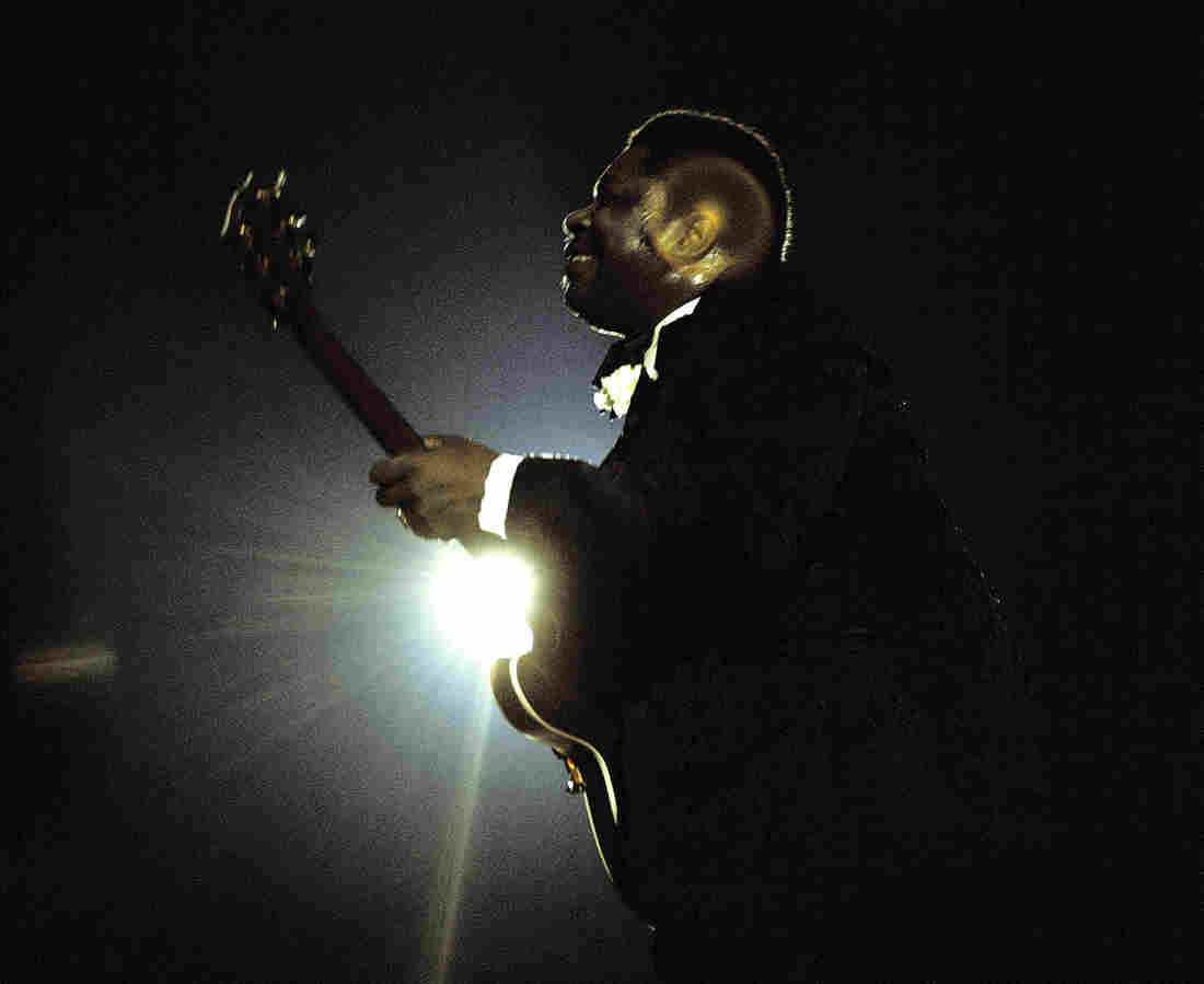 B B King And The Majesty Of The Blues The Record Npr