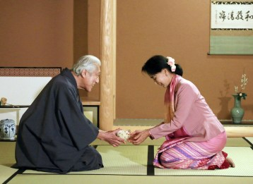 In The Japanese Tea Ceremony, Politics Are Served With Every Cup : The Salt  : NPR