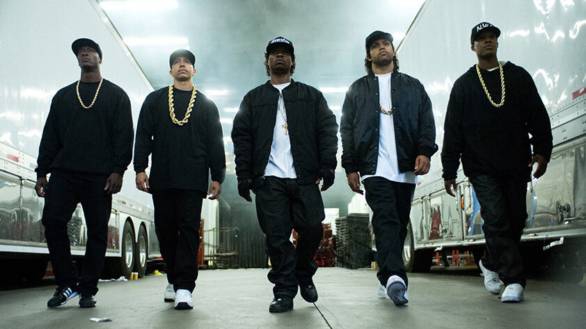 Biopic 'Straight Outta Compton' Tells The Epic Story Of Hip-Hop And NWA
