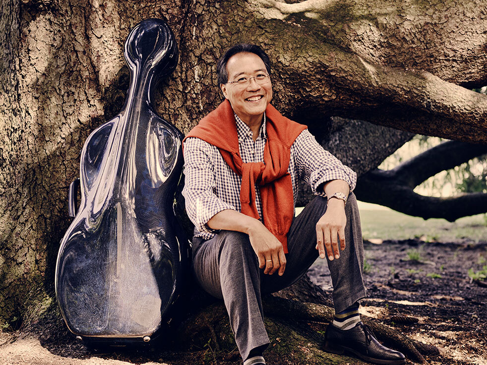 The Diverse World Of YoYo Ma  Deceptive Cadence  NPR