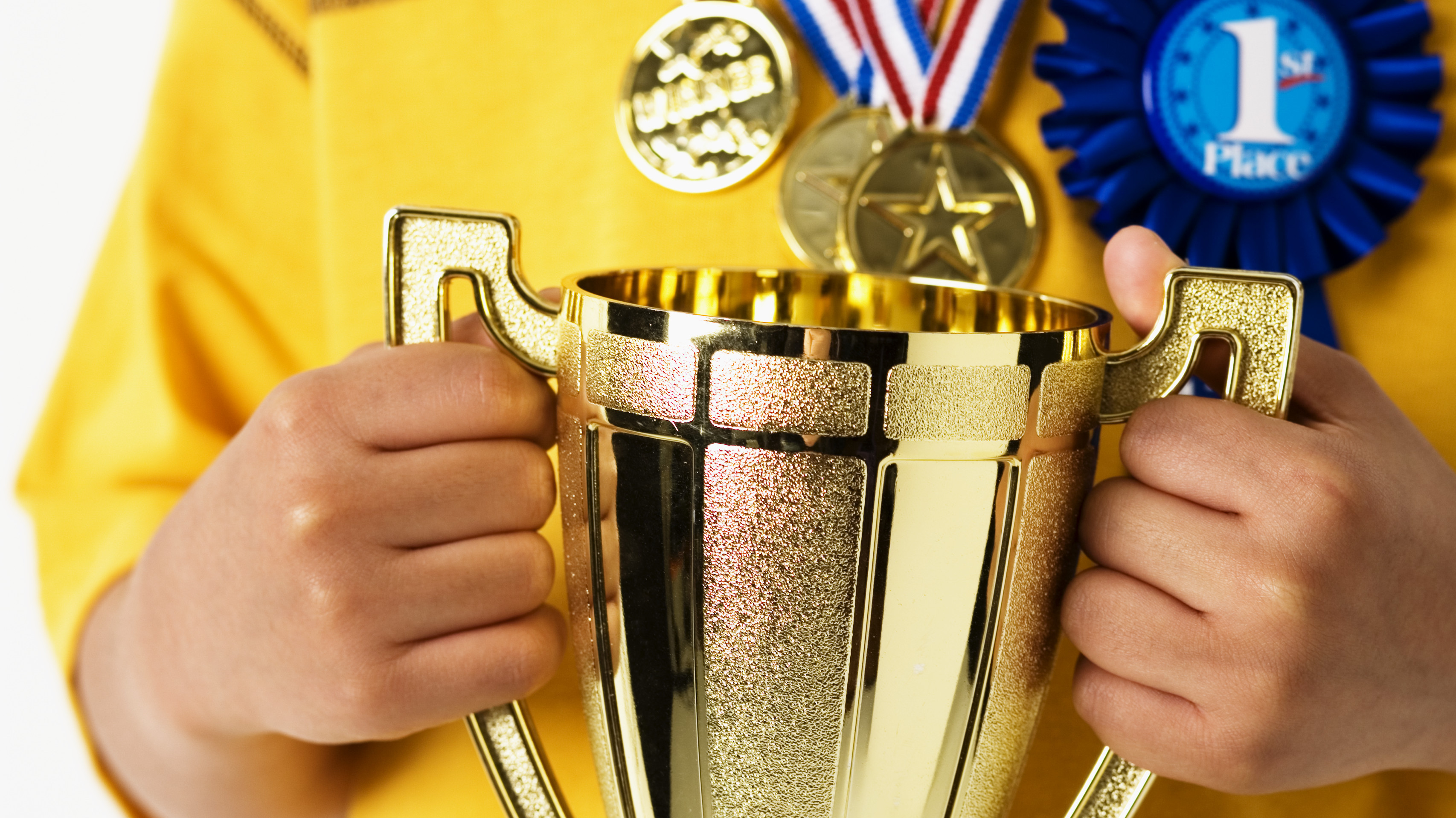 The Kids Have Spoken Discipline Helps Trophies For