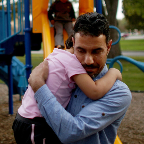 Among The Lucky Few: Syrian Family Rebuilds In America's Heartland