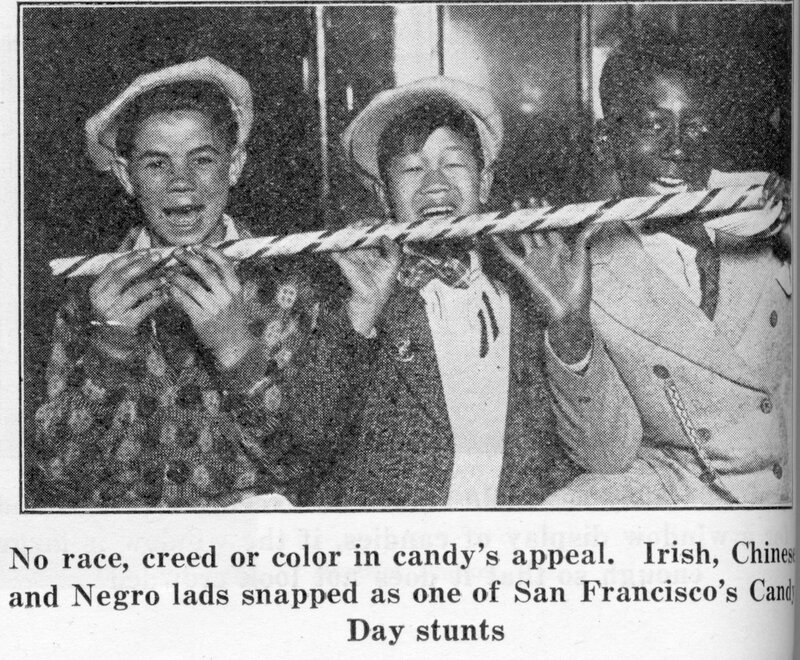 tainted treats racism and