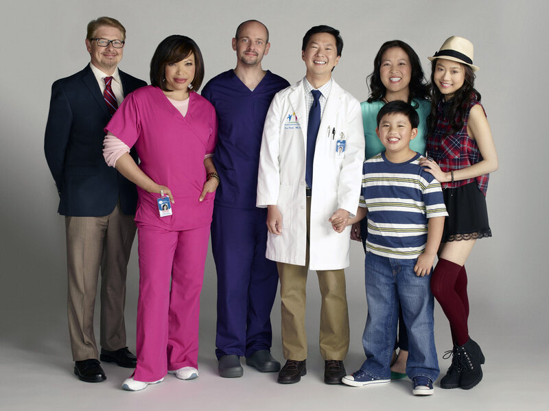 ABC's Dr. Ken is based on the life and comedy of Ken Jeong.
