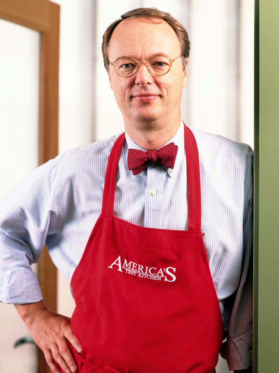 Chris Kimball Will Continue To Host Americas Test Kitchen  On The Radio  The TwoWay  NPR