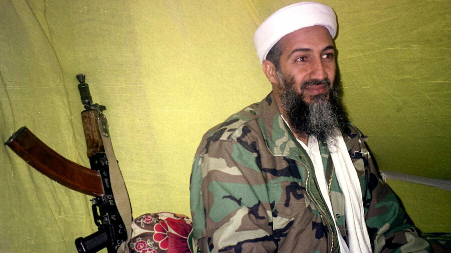 Image result for Osama bin Laden