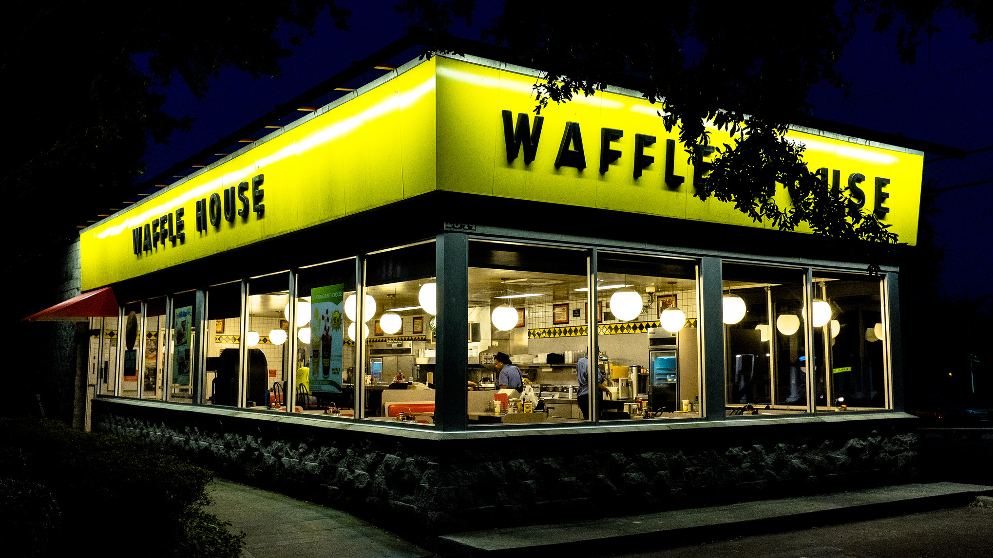 Waffle House Has Been Releasing Music Through Its Own