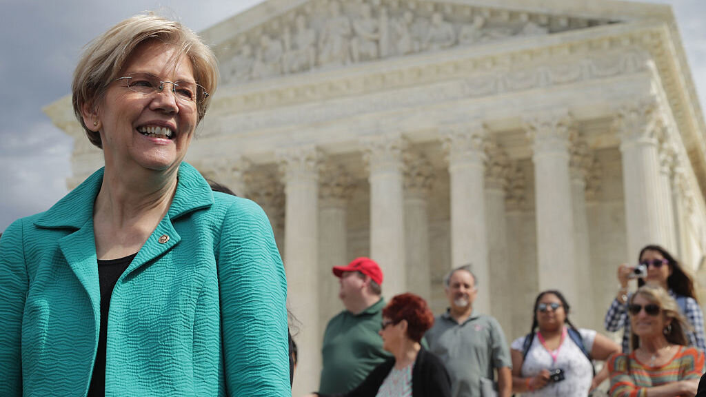 "Massachusetts Sen. Elizabeth Warren, a progressive favorite, is set to endorse Hillary Clinton for president Thursday evening on MSNBC's ""The Rachel Maddow Show."""