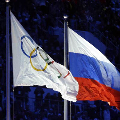 Russian Track And Field Athletes Barred From Competing In Rio Olympics