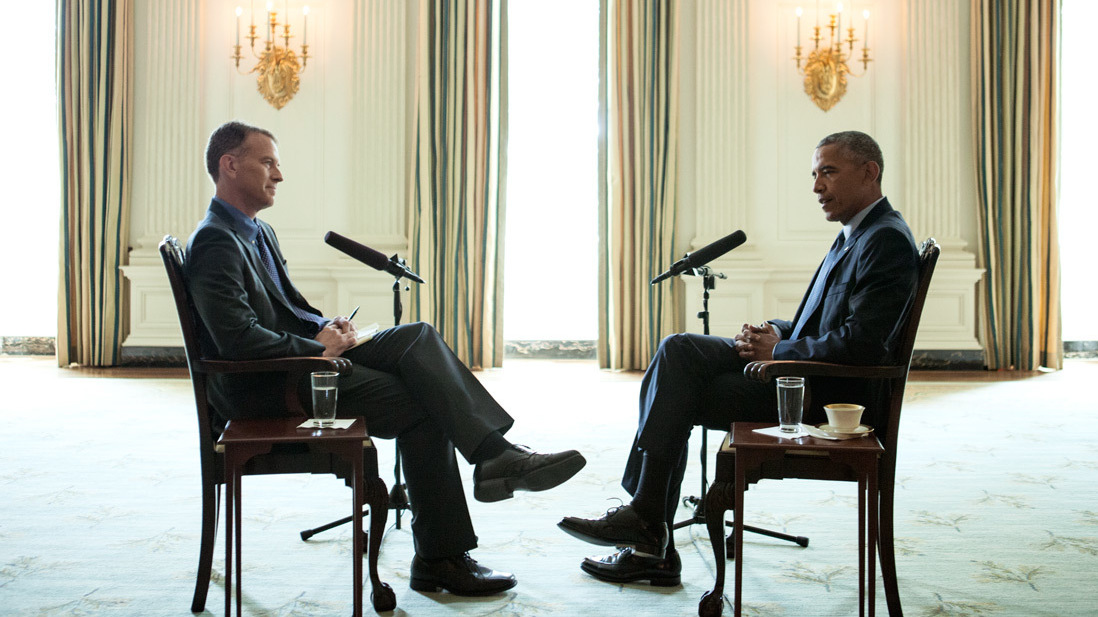 Transcript And Video Npr Interviews President Obama Npr