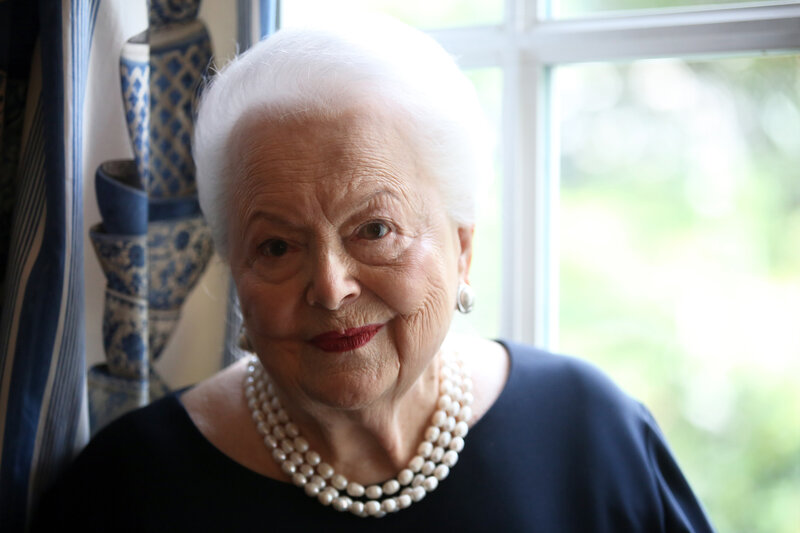 Olivia de Havilland — the last surviving cast member from Gone with the Wind — turns 100 on July 1.