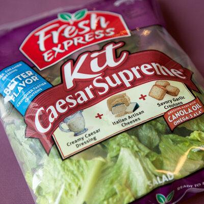 As Bagged Salad Kits Boom, Americans Eat More Greens