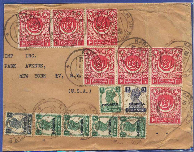 postage stamps from the