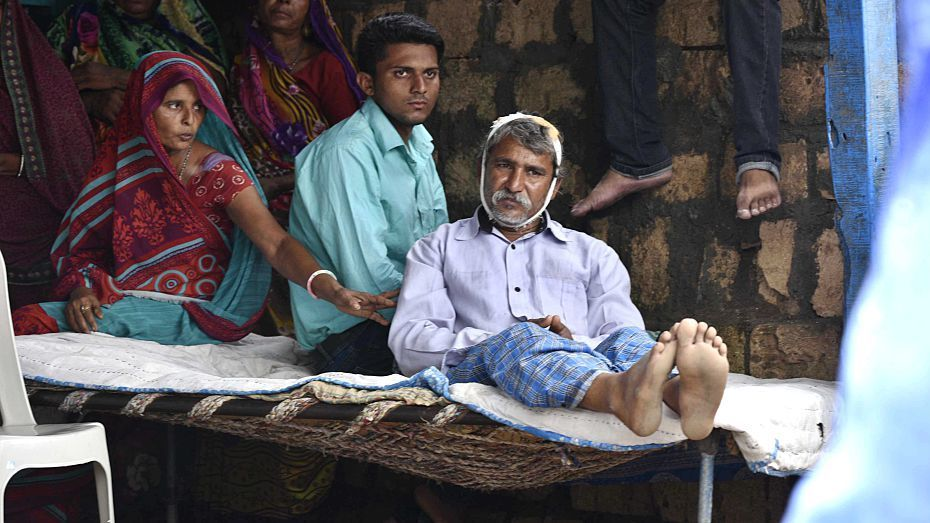 The Caste In India Formerly Known As Untouchables Are