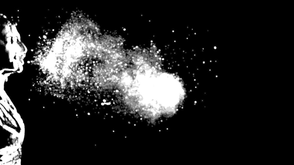 Watch A SlowMotion Sneeze Looks A Lot Like Breathing