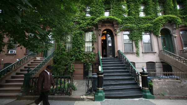 Langston Hughes Harlem Home