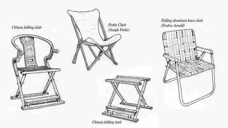 folding chair nathaniel alexander barber hydraulic pump created first