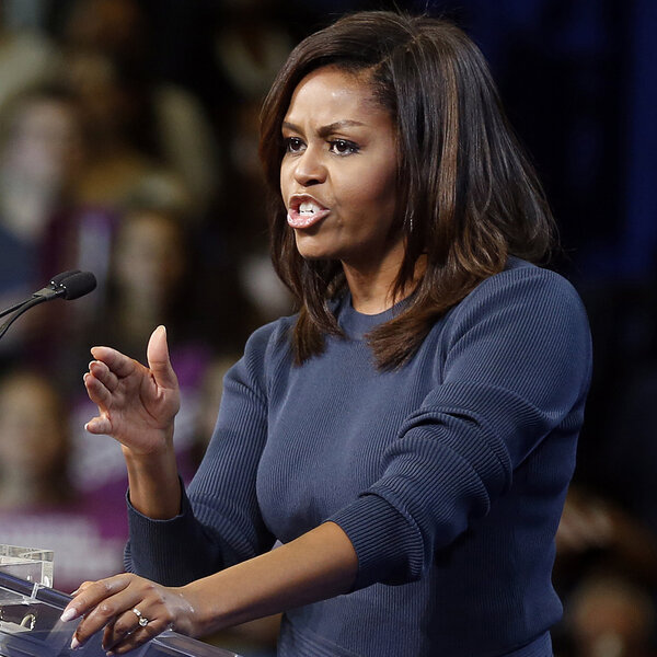 WATCH: Michelle Obama Says Trump Comments Have 'Shaken Me To My Core'