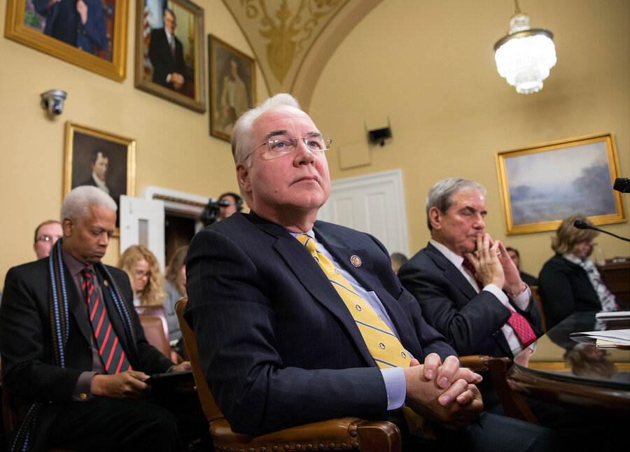 Image result for photos of tom price