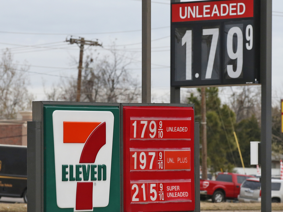 Gas Taxes May Go Up Around The Country As States Seek To Plug Budget Holes Npr
