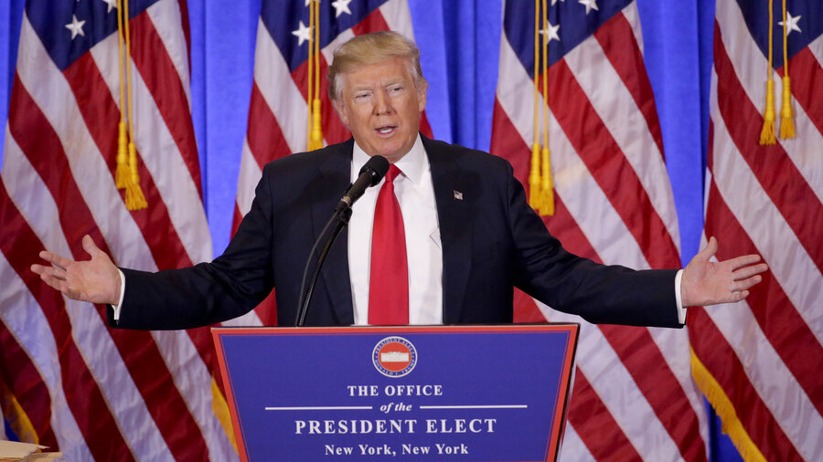Image result for photo President giving press conference