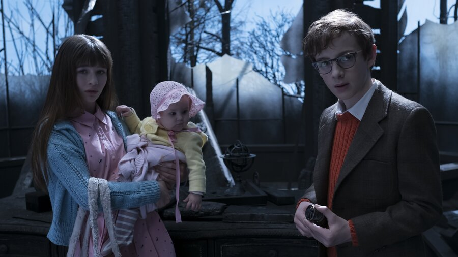 Image result for series of unfortunate events netflix