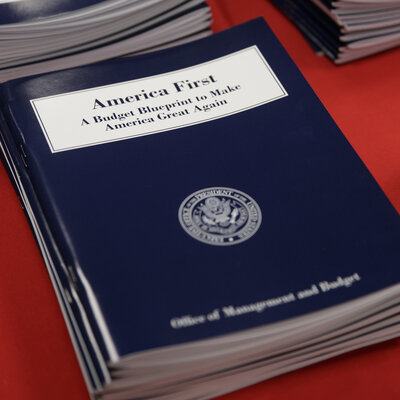 Read President Trump's Budget Blueprint
