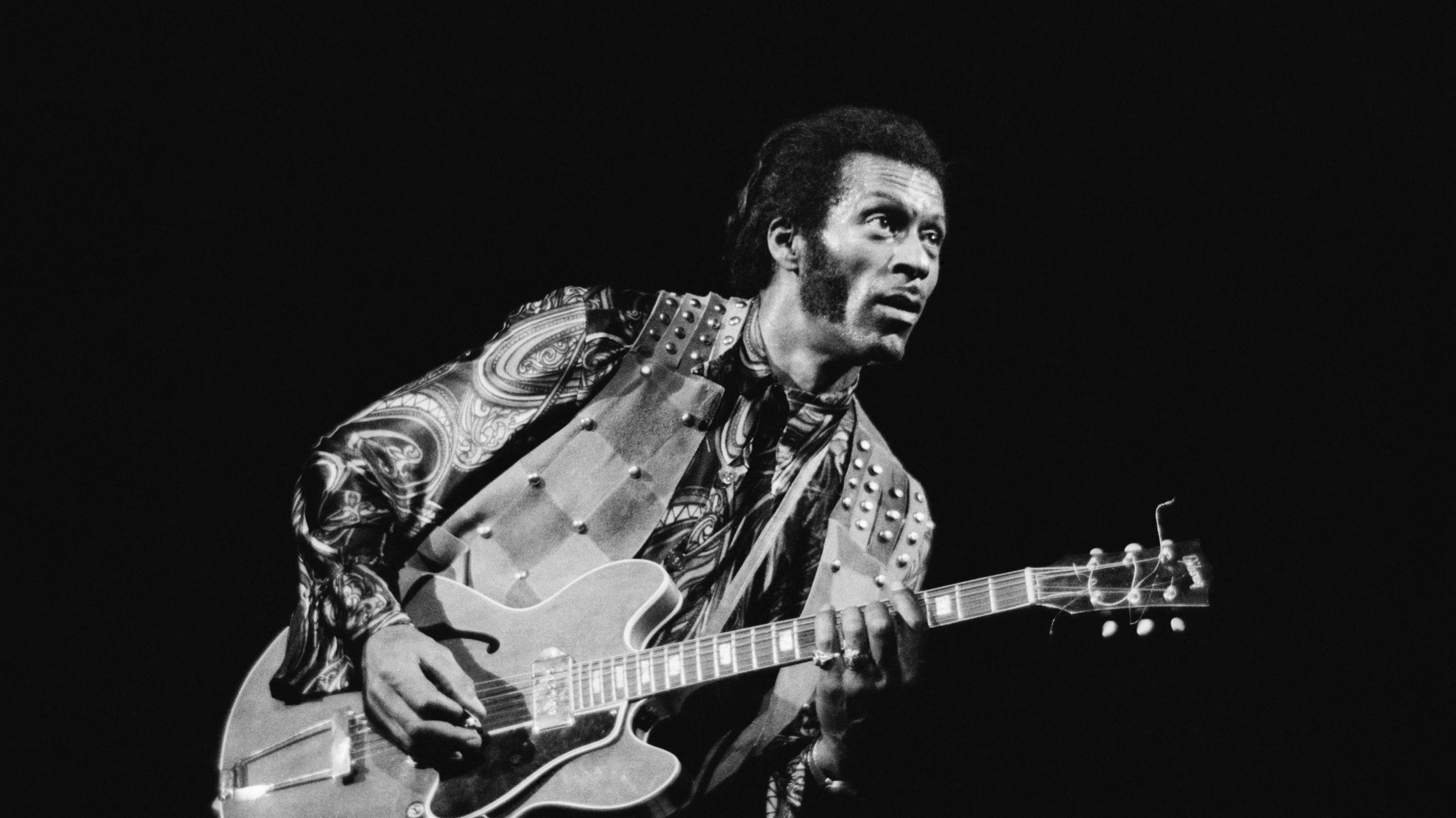 Chuck Berry Taught Me How To Be An American The Record Npr