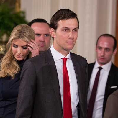 Trump Son-In-Law Jared Kushner To Be Questioned By Senate Intel Panel Over Russia