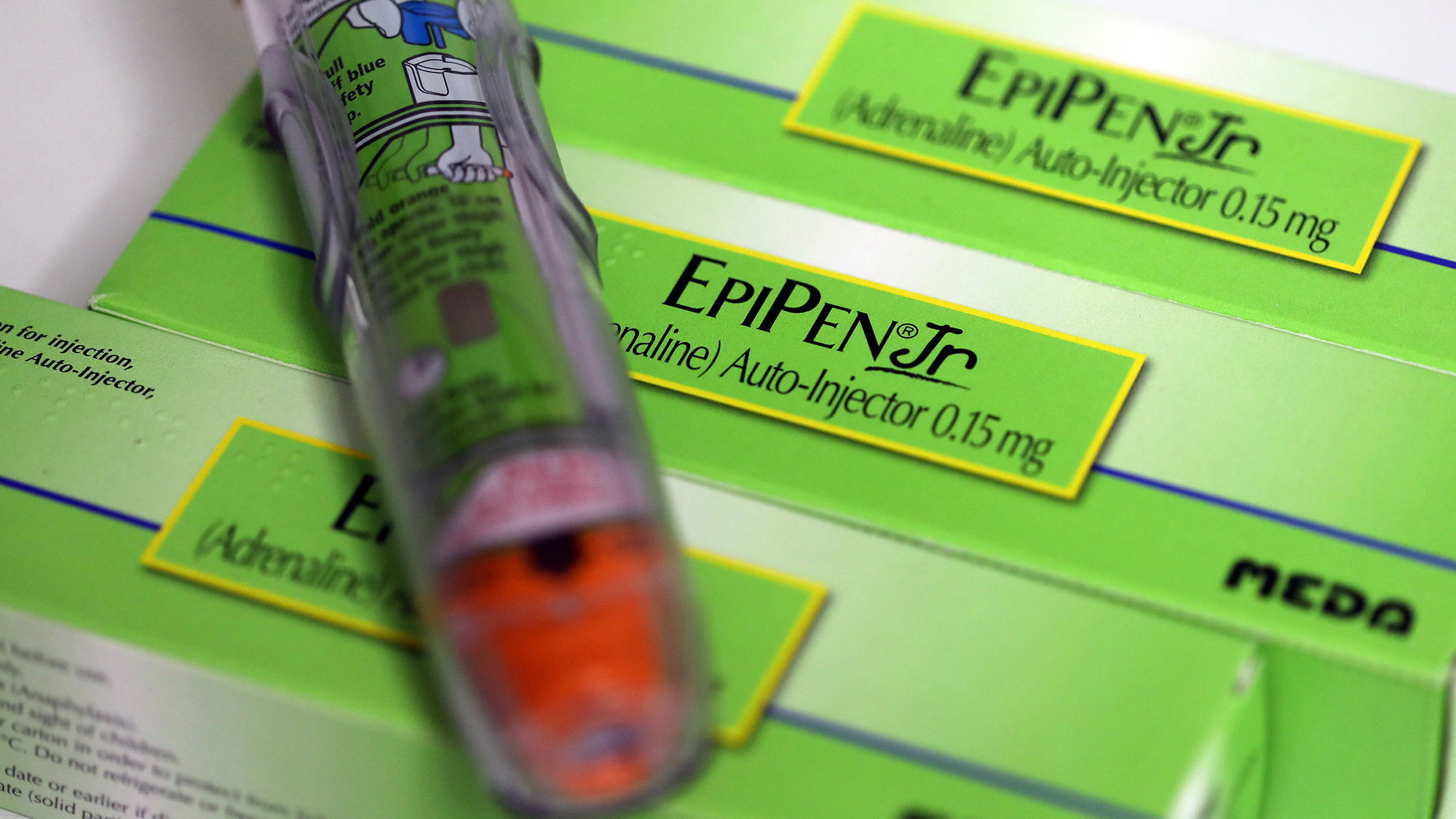 some epipens recalled in u s over concerns they could fail to activate shots health news npr [ 1400 x 787 Pixel ]