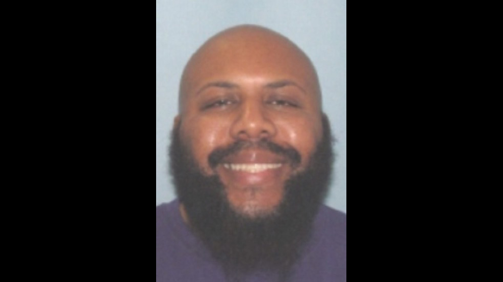 Cleveland Police said they are searching for Steve Stephens, a homicide suspect, who allegedly recorded himself shooting another man and then posed the video on Facebook on Sunday.