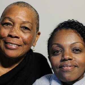 A Mother-Daughter Bond: 'We Have One Heart, You And I'