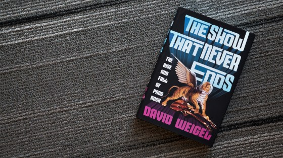 The Show that Never Ends, by David Weigel