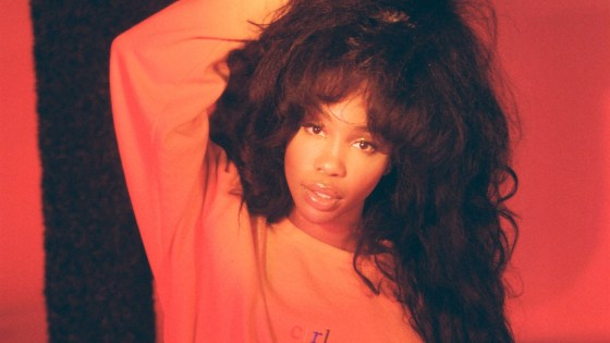Solána Rowe, aka SZA, released one of 2017