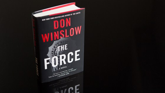 The Force, by Don Winslow.
