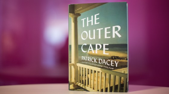 The Outer Cape, by Patrick Dacey.