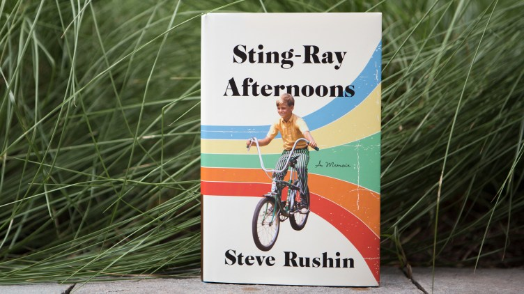 Sting-Ray Afternoons: A Memoir, by Steve Rushin.