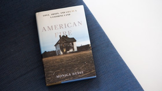 American Fire: Love, Arson, and Life in a Vanishing Land, by Monica Hesse.