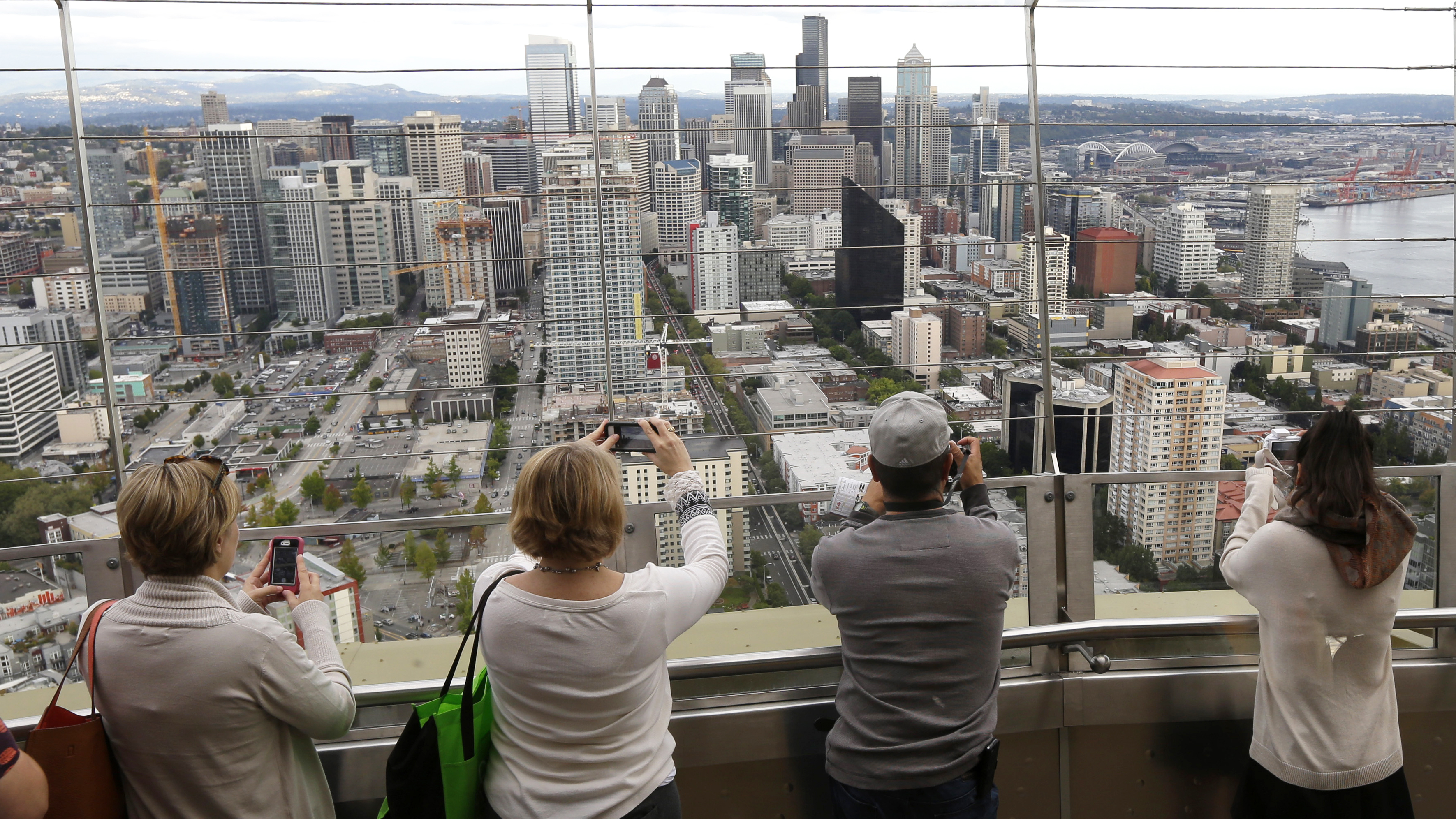 Seattle has adopted an income tax on high earners to address an affordability crisis stemming from the city