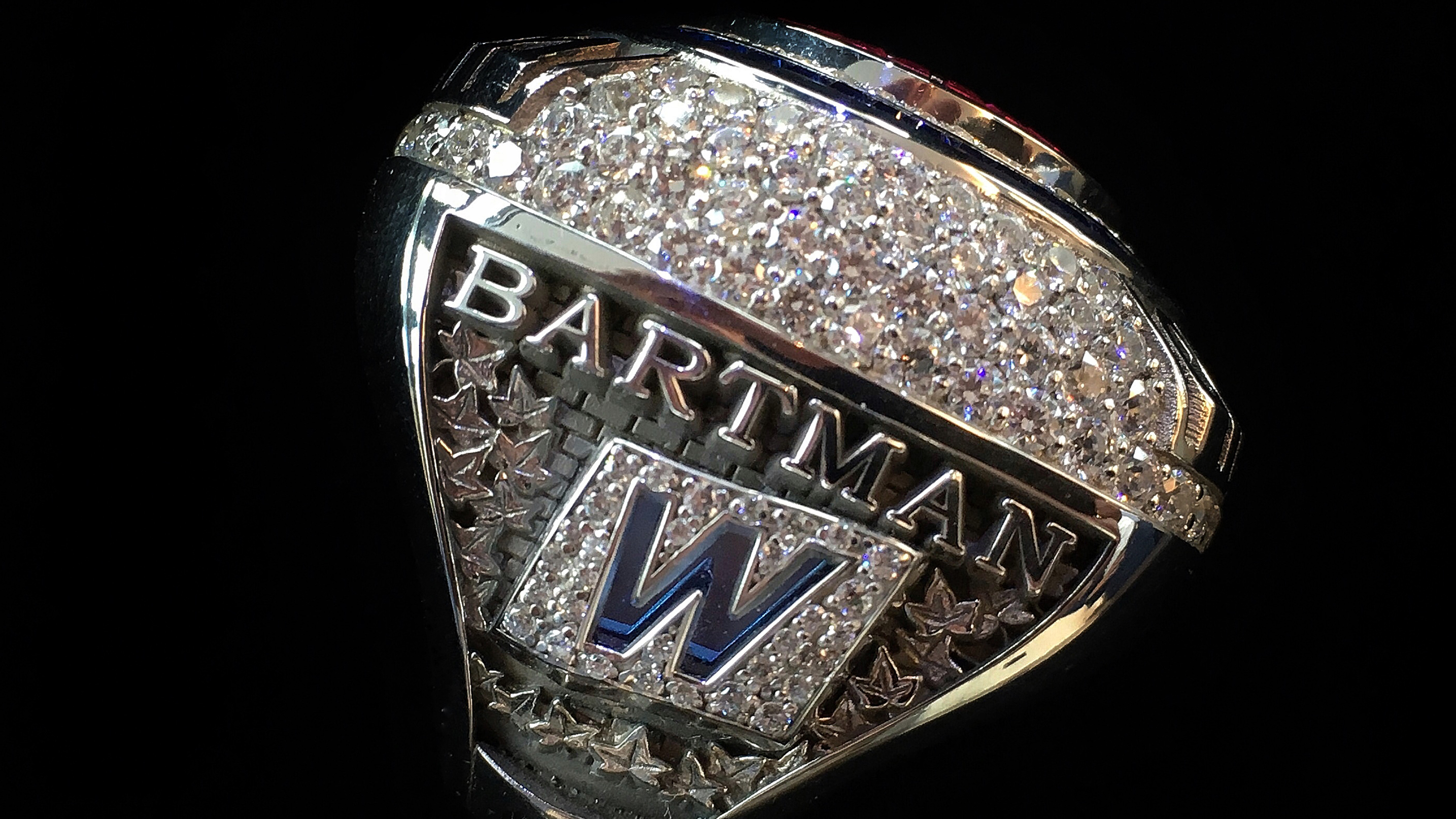On Monday the Chicago Cubs gave a 2016 World Series championship ring to Steve Bartman, a fan blamed for a team loss in 2003.