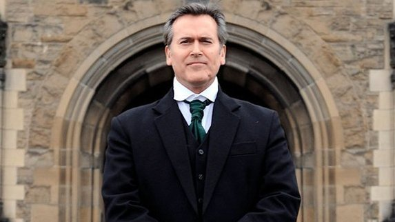 Hail to the Chin, by Bruce Campbell