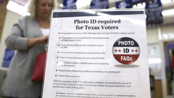 """In her second ruling on the Texas Senate Bill, U.S. District Judge Nelva Gonzales Ramos said changes made to 2011 voter ID law did not """"fully ameliorate"""" its """"discriminatory intent."""""""