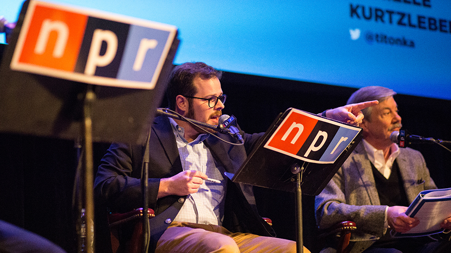 Get Tickets For The Npr Politics Podcast Live In Chicago Npr