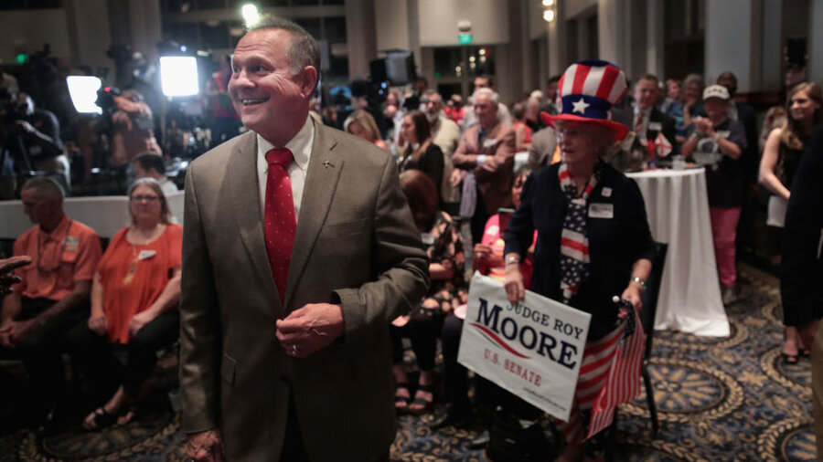 Image result for roy moore wins